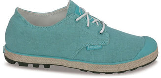 Palladium Slim Oxford Women's Pool Blue
