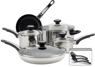 Farberware 12-pc. High Performance Stainless Steel Stainless Steel Cookware Set