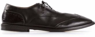 Marsèll brogue detail Derby shoes
