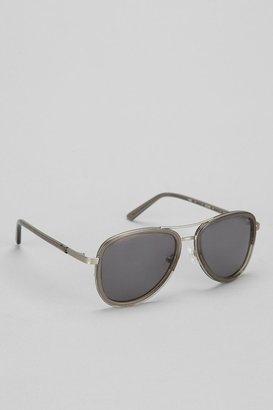 Urban Outfitters Flud Forum Aviator Sunglasses
