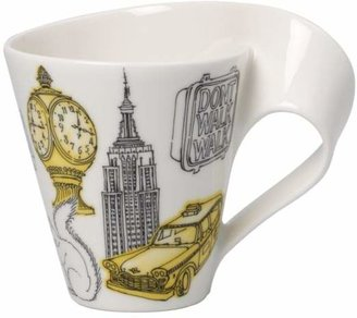 Villeroy & Boch New Wave Caffé New York Mug