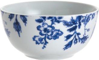 Paula Deen Signature Tatnall Street Cereal Bowl Set, 4-pc, Bluebell