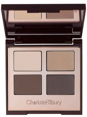 Charlotte Tilbury 'Luxury Palette - The Sophisticate' Color-Coded Eyeshadow Palette - The Sophisticate $53 thestylecure.com