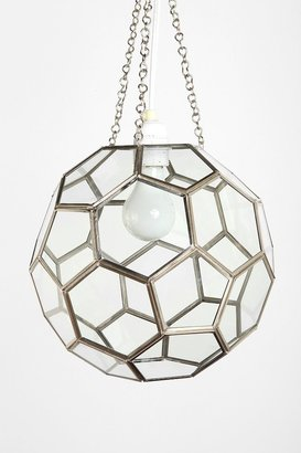 UO Honeycomb Glass Pendant
