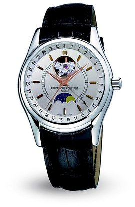 Frederique Constant Index Moontimer Automatic Watch, 43mm