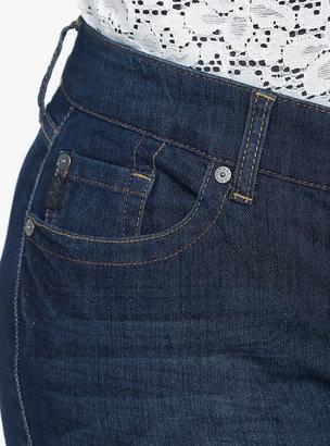 Torrid Curvy Skinny Jean - Dark Wash (Short)