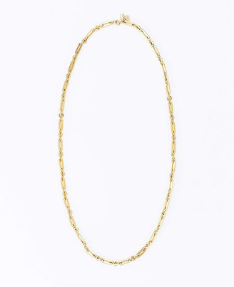 Ann Taylor Modern Classic Chain Link Necklace