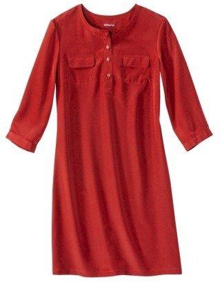 Merona Petites 3/4 Sleeve Shift Dress - Assorted Colors