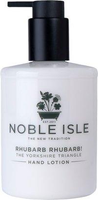 Noble Isle Rhubarb Rhubarb Hand Lotion-Colorless