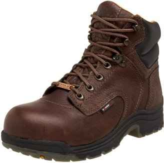 "Timberland Women's Titan 6"" Waterproof Safety Toe Boot"