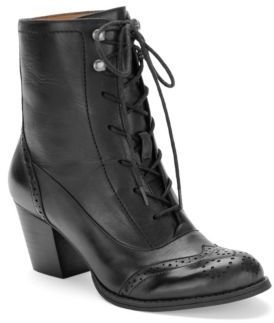 Nine West Coastgard Oxford Ankle Boots