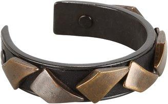 Diesel Arige Bracelet (Black) - Jewelry