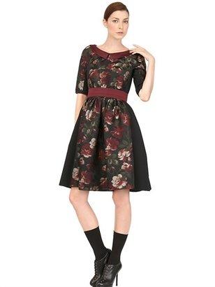 Antonio Marras Techno Jacquard Dress