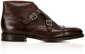 John Lobb Men's William II Double-Monk-Strap Shoes