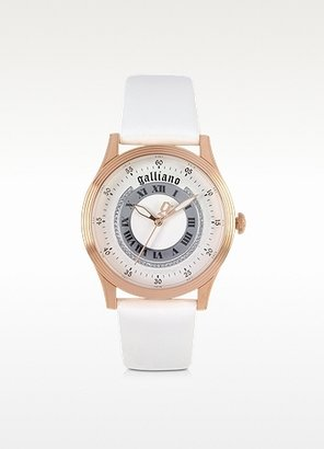 John Galliano Only Time Women's Watch
