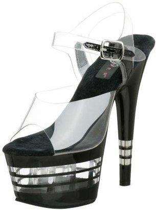 Pleaser USA Women's Adore-708LN Sandal