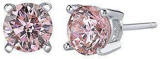 JCPenney DiamonoreTM Pink Simulated Diamond Studs