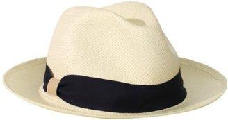 Hat Attack Women's Classic Panama Fedora Hat