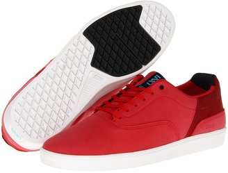 Vans Variable (Red/Black) - Footwear