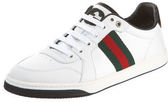 Gucci Coda Low Lace-Up Sneaker