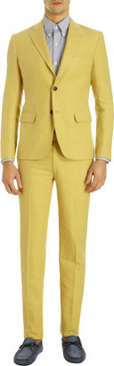 Band Of Outsiders Suit Trousers