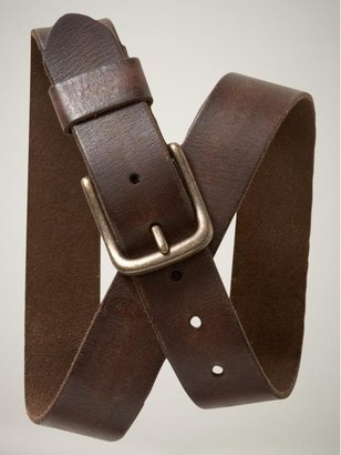 Gap Vintage leather belt