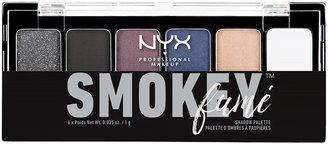 NYX The Smoky Eyeshadow Palette