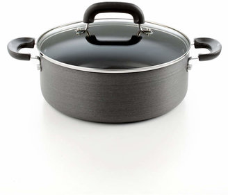 Tools of the Trade Hard Anodized Nonstick 5 Qt. Covered Chili Pot