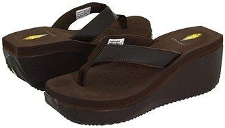Volatile Frappachino (Black) Women's Sandals