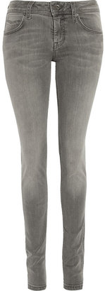 Burberry Power Stretch low-rise skinny jeans