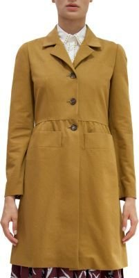 Marni Three-Button Duster Coat
