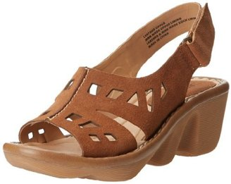 Earth Women's Stargaze Wedge Sandal $36.28 thestylecure.com