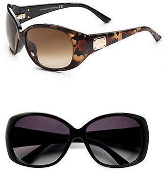 Jimmy Choo Bryon Square Sunglasses
