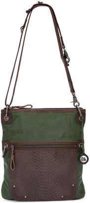 The Sak Pax Leather Crossbody Bag