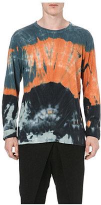 Yohji Yamamoto Tie-dyed t-shirt - for Men