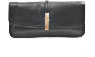Marc by Marc Jacobs Bizznezz leather clutch