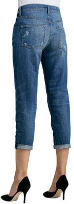 Vince Manny Winter Wrecked Boyfriend Jeans