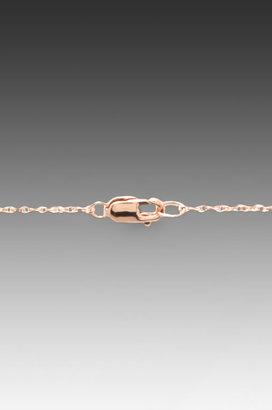 Jennifer Zeuner Jewelry Moon & Star Lariat Necklace