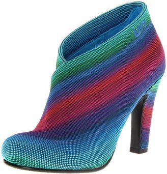 United Nude Women's Fold Hi Ankle Boot