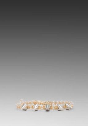 Chan Luu Crystal Spike Bracelet
