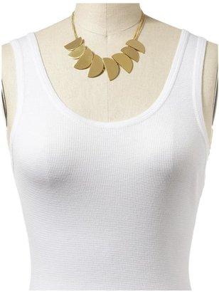 Kenneth Cole New York Modern Stripe Necklace