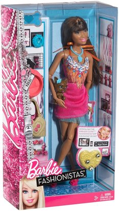 Barbie Fashionistas Nikki Doll and Pet
