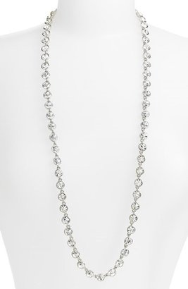 Givenchy Crystal Station Long Necklace (Nordstrom Exclusive)
