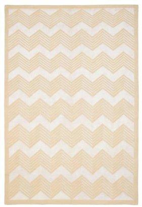 Ralph Lauren Monroe Chevron Collection Rug, 4' x 6'