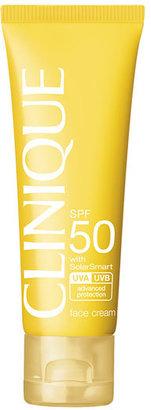Clinique 'Sun' Broad Spectrum Spf 50 Face Cream $23 thestylecure.com