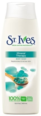 St. Ives Body Wash Mineral Therapy