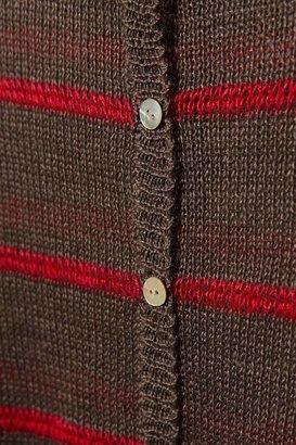 Anthropologie Moth Strikethrough Midi Pullover