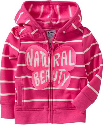 Old Navy Printed Fleece Hoodies for Baby