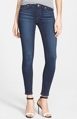 Women's Paige 'Transcend - Verdugo' Ankle Skinny Jeans $179 thestylecure.com