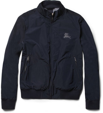 Burberry Showerproof Bomber Jacket $450 thestylecure.com